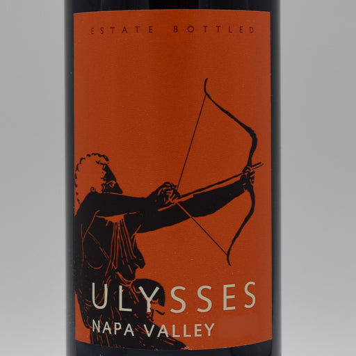 Ulysses Vineyard Cabernet Sauvignon 2014, 750ml