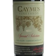 Caymus Vineyards Special Selection 2002, 3L