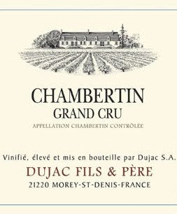 Dujac Chambertin Grand Cru 2005, 750ml