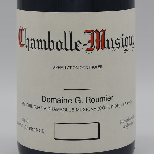 Georges & Christophe Roumier Chambolle-Musigny 2015, 750ml