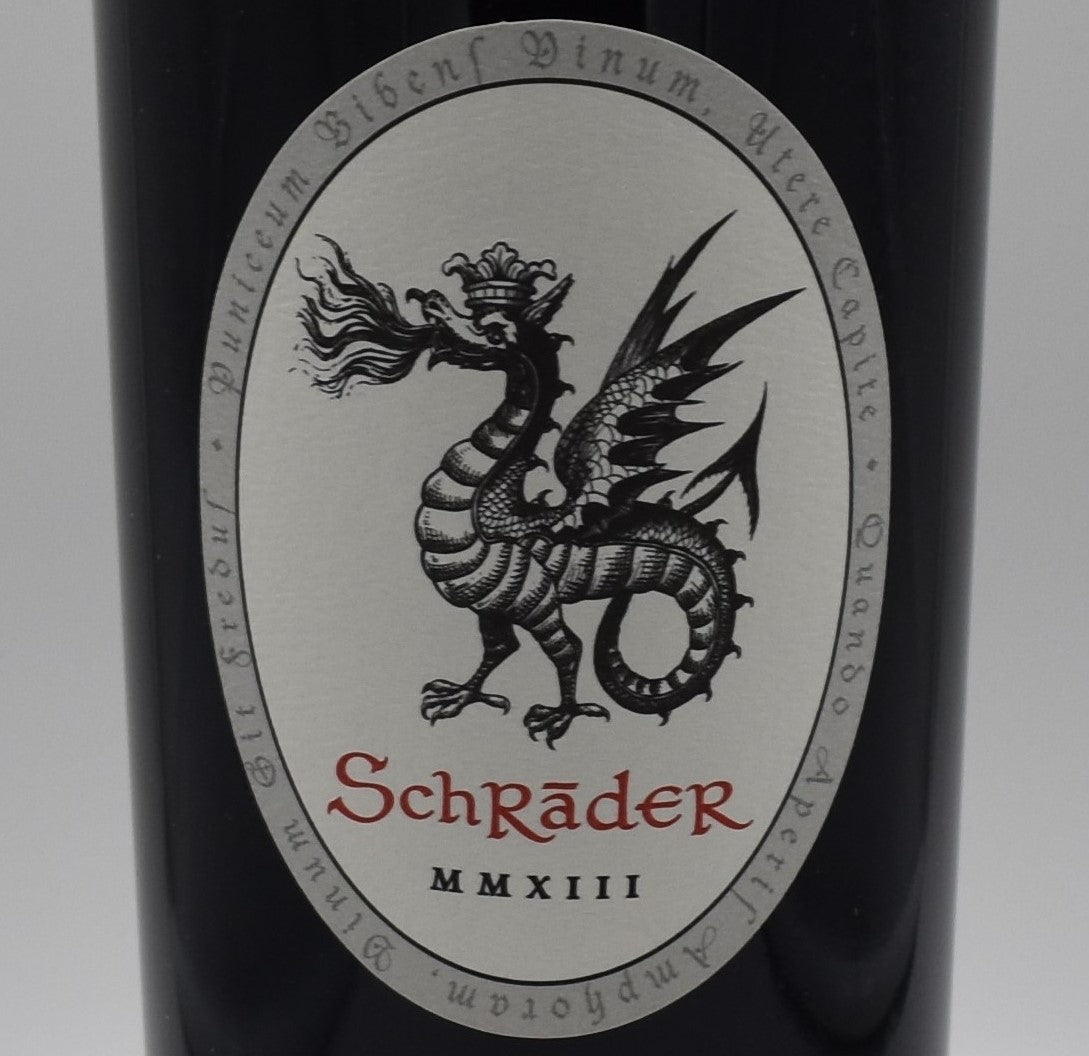 "Schrader ""Old Sparky"" Beckstoffer To-Kalon Vineyard 2012, 1.5L"