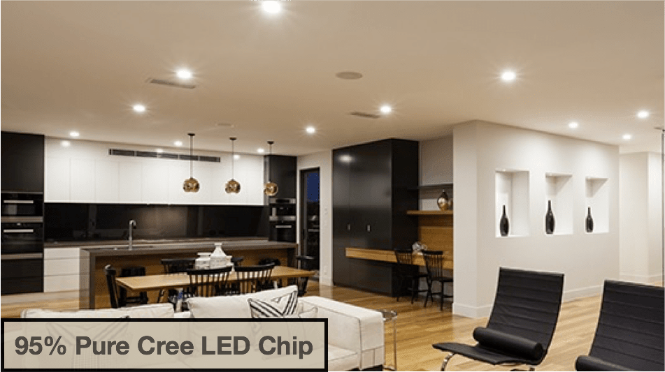 Ceiling led panel light lifestyle images