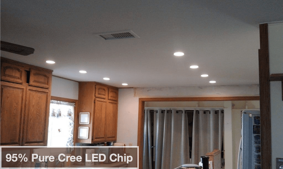 Concealed led panel light lifestyle images