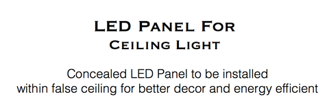 LED Panel for Ceiling Light