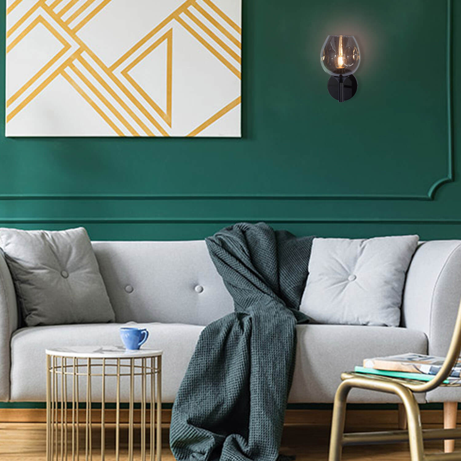 lisse wall light lifestyle 2
