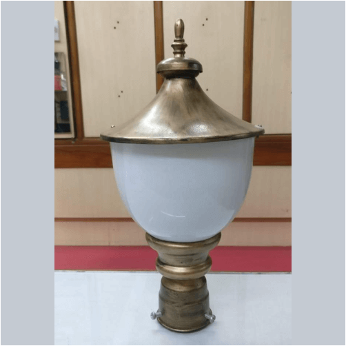 metal decorative outdoor gate light 2