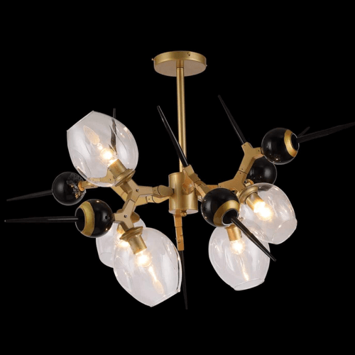 Raro - 5 Lights Chandelier