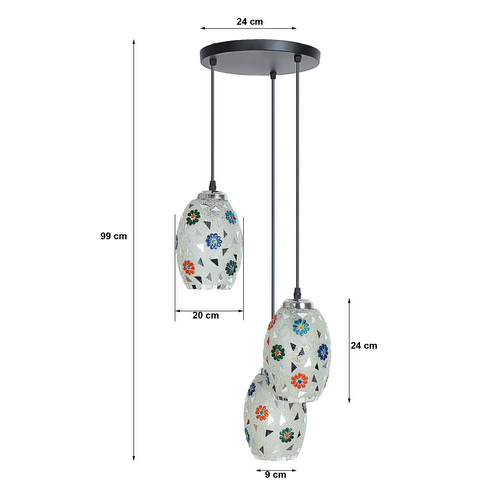 matka hanging light 3