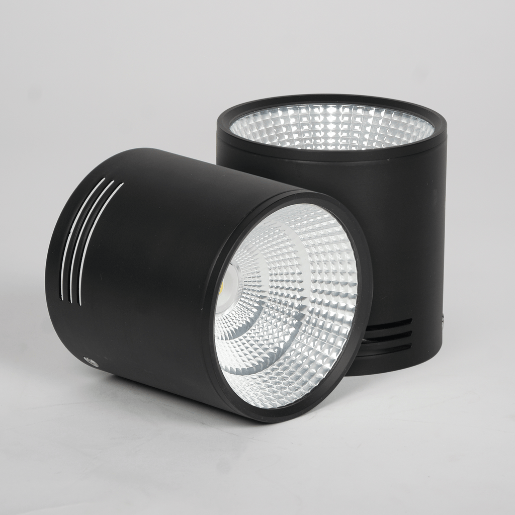 Surface Mounted Downlight COB Light 1