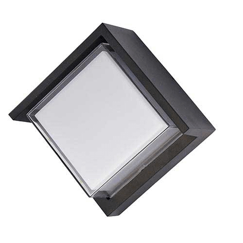 cecidimus square led facade wall light 1