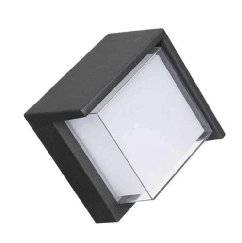 cecidimus square led facade wall light 2