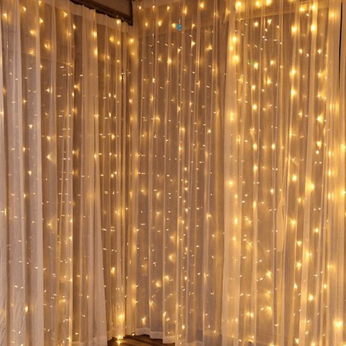 curtain string fairy light 1