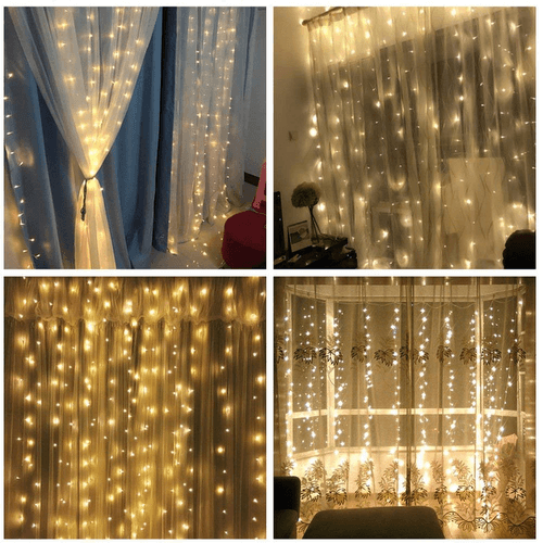 curtain string fairy light 6