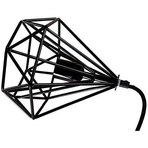 diamond cage hanging light 2