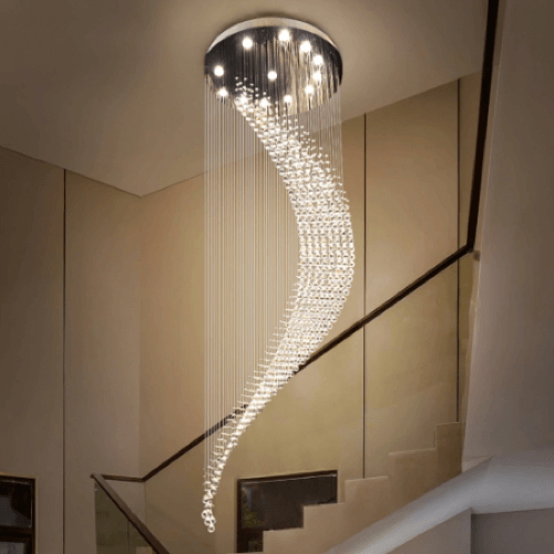 luceat long chandelier 1