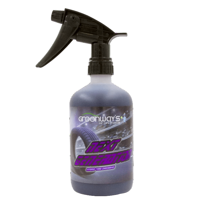 tire dressing 16 ounces high gloss