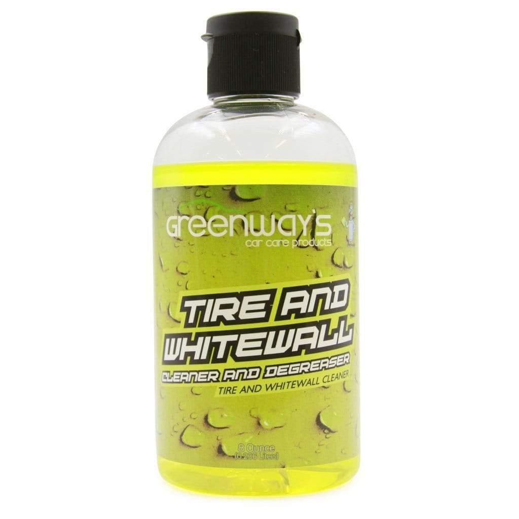Greenway's Tire and Whitewall Cleaner & Degreaser - Greenway's Car Care Products