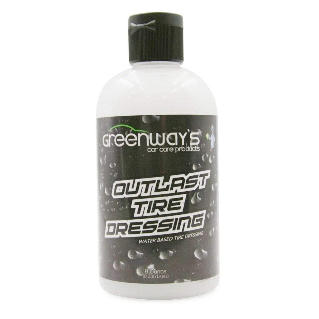 Greenway's Outlast Tire Dressing - Greenway's Car Care Products
