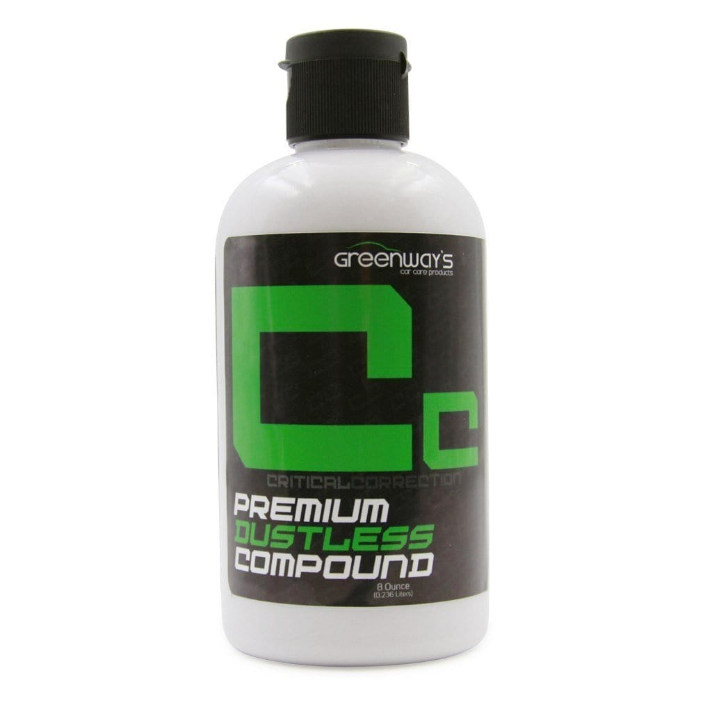 Greenway's Critical Correction Compound - Greenway's Car Care Products