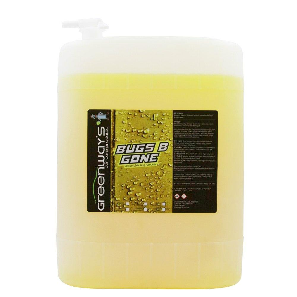 Greenway's Bugs B Gone 5 Gallon Pail - Greenway's Car Care Products