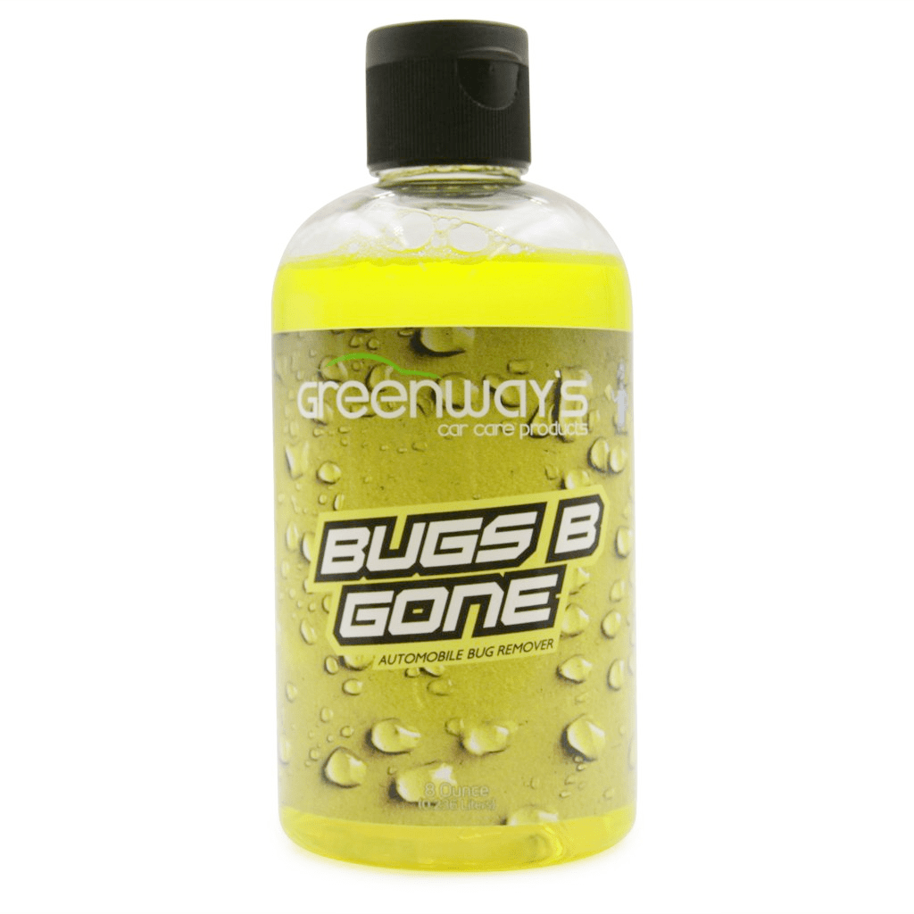 Greenway's Bugs B Gone 8 ounce bottle - Greenway's Car Care Products