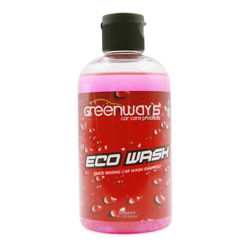 Greenway's Car Care Eco Wash Shampoo 8 Ounces