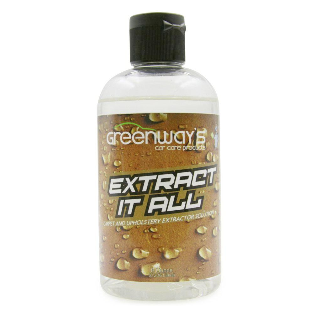 Greenway's Car Care Extract It All 8 ounce bottle