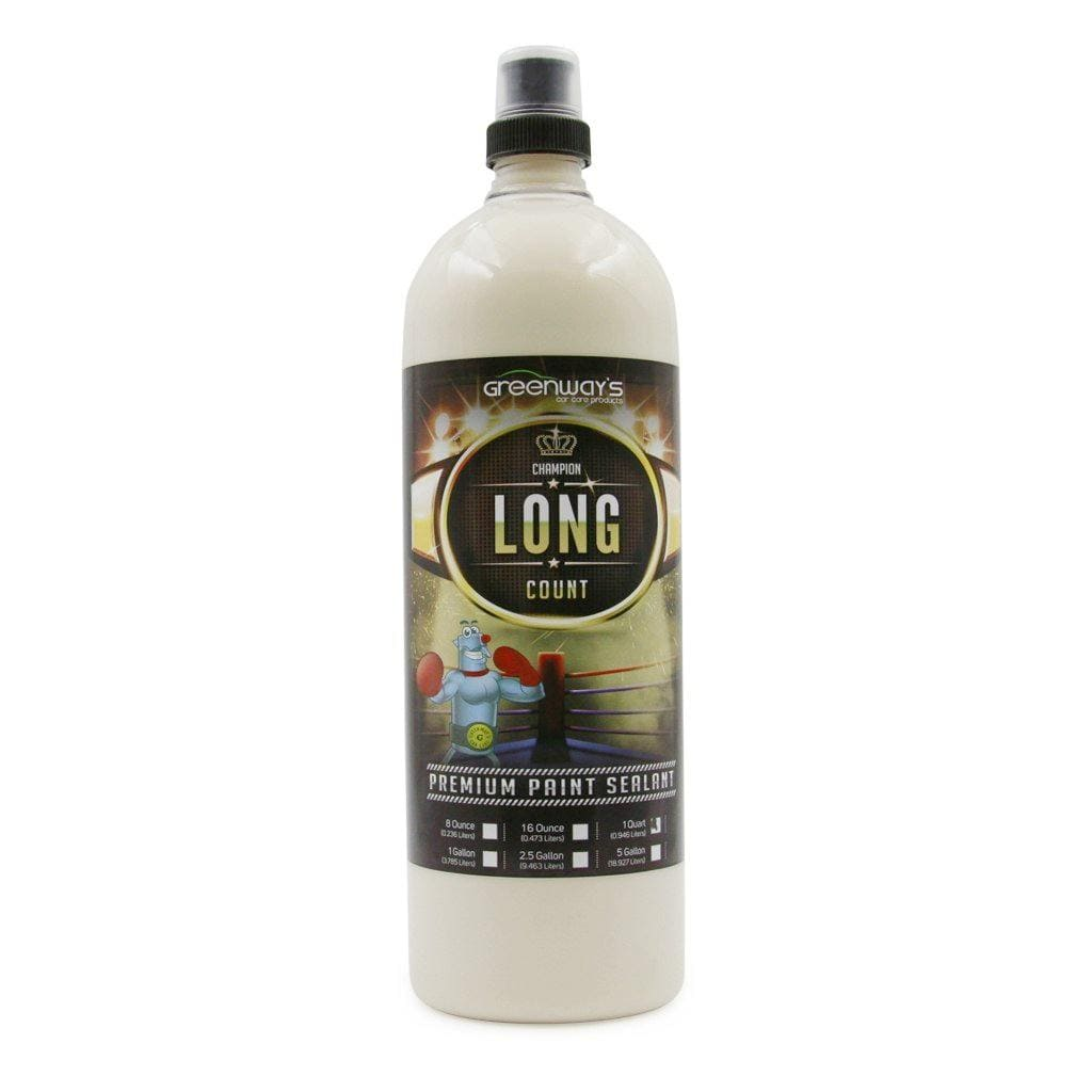 Greenway's Long Count Sealant