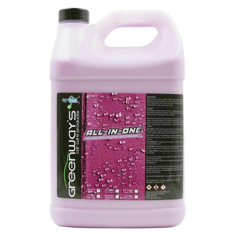 Greenway's All In One Paint Cleanser - Greenway's Car Care Products