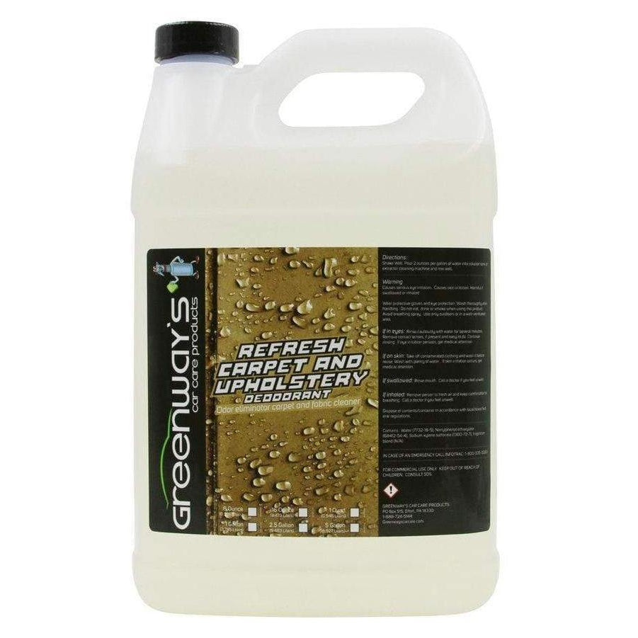 Greenway's Refresh Carpet & Upholstery Deodorant - Greenway's Car Care Products