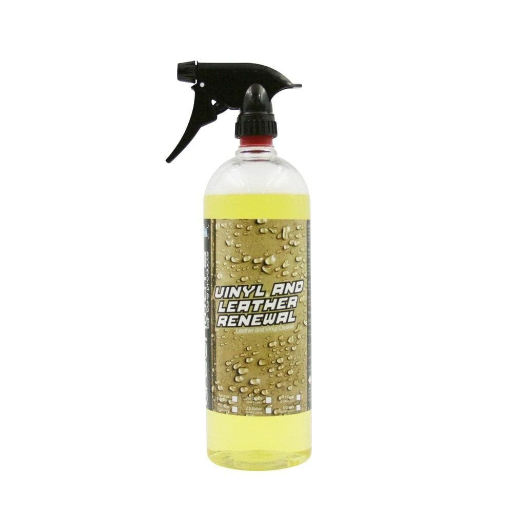 Greenway's Vinyl and Leather Renewal - Greenway's Car Care Products