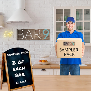 Sampler Pack - 12 Bars