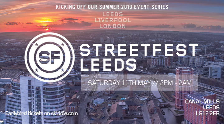 Kicking off our summer event series 2019 - First Up Leeds