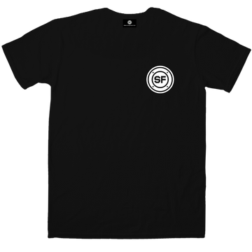 SF Pocket Roundel Black T-shirt