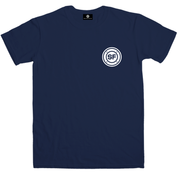 SF Pocket Roundel Navy T-shirt
