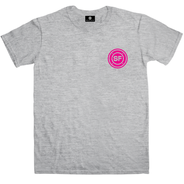 SF Pocket Roundel Sport Grey T-shirt