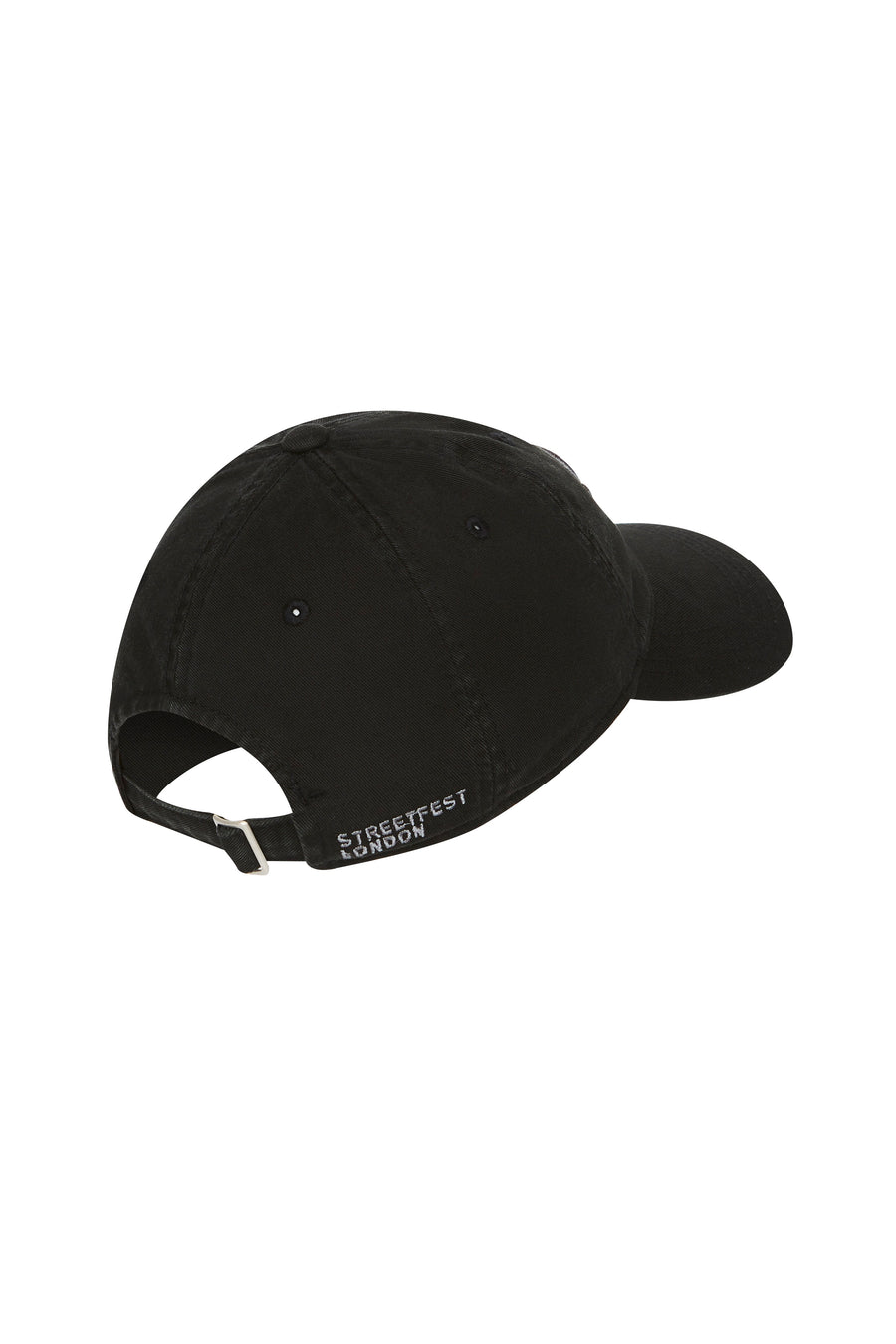 SF Dad Hat Uni Black