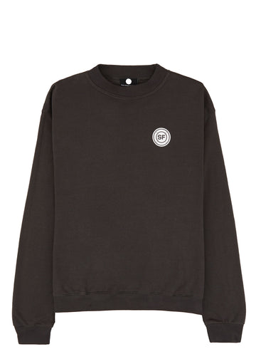 SF Roundel Sweat Slate Uni
