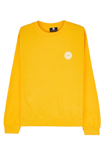 SF Roundel Sweat Chill Gold Uni