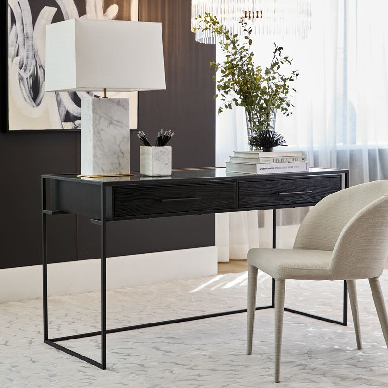 Vogue Desk - Black