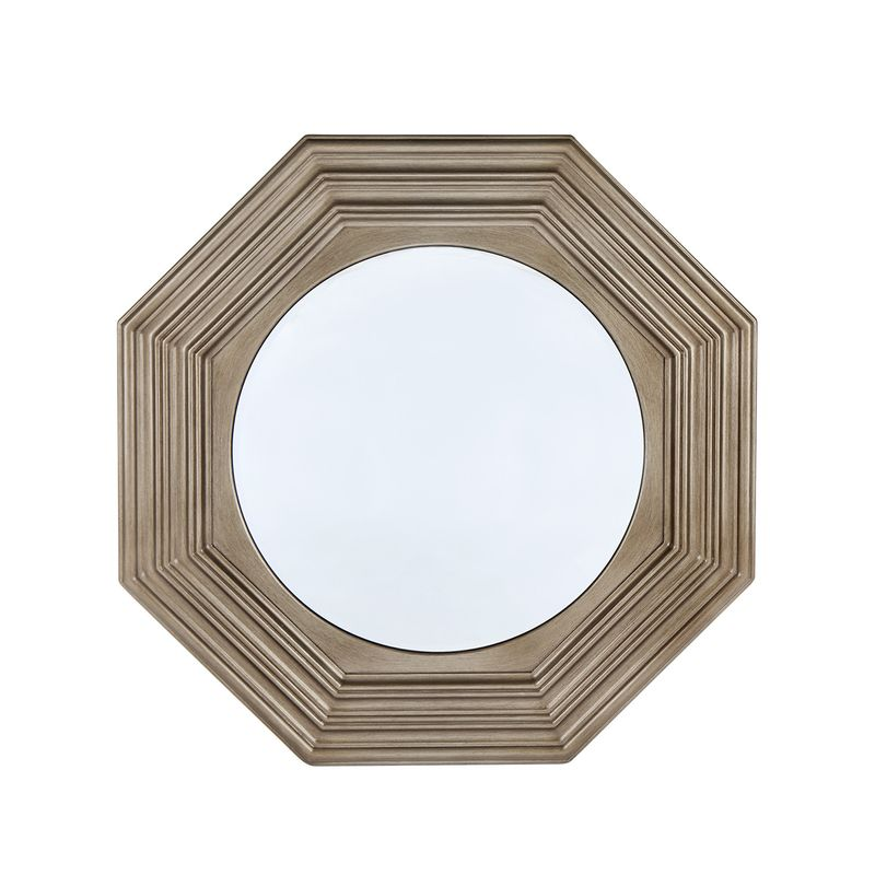 Reynolds Mirror - Antique Gold