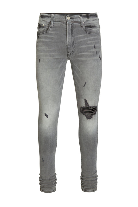 Damaged Knee Jean