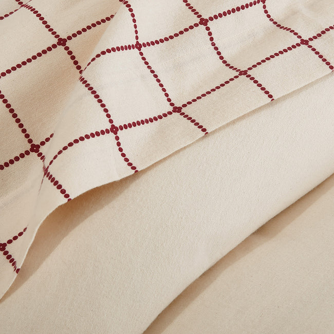 Flannel Duvet Set