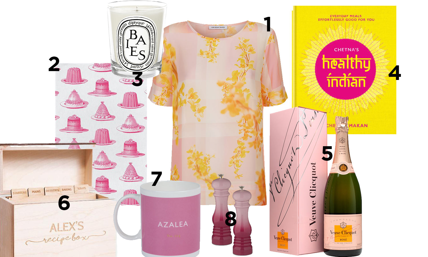 Cookery Mother's Day Gift Ideas