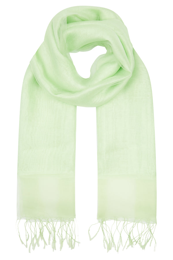 Wisteria Scarf, Apple