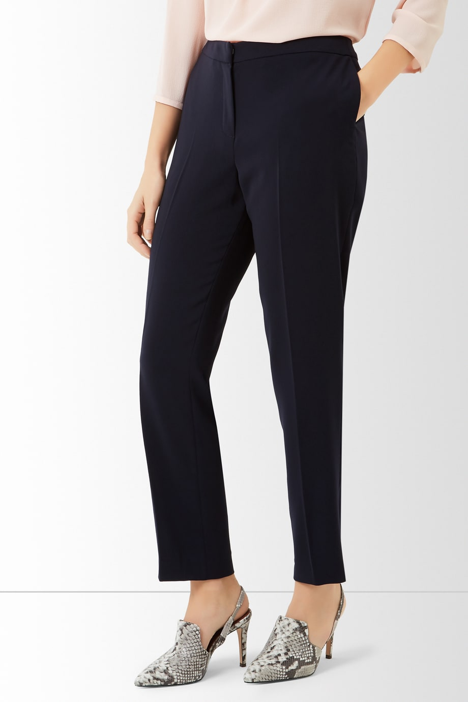 Harper Trouser, Navy