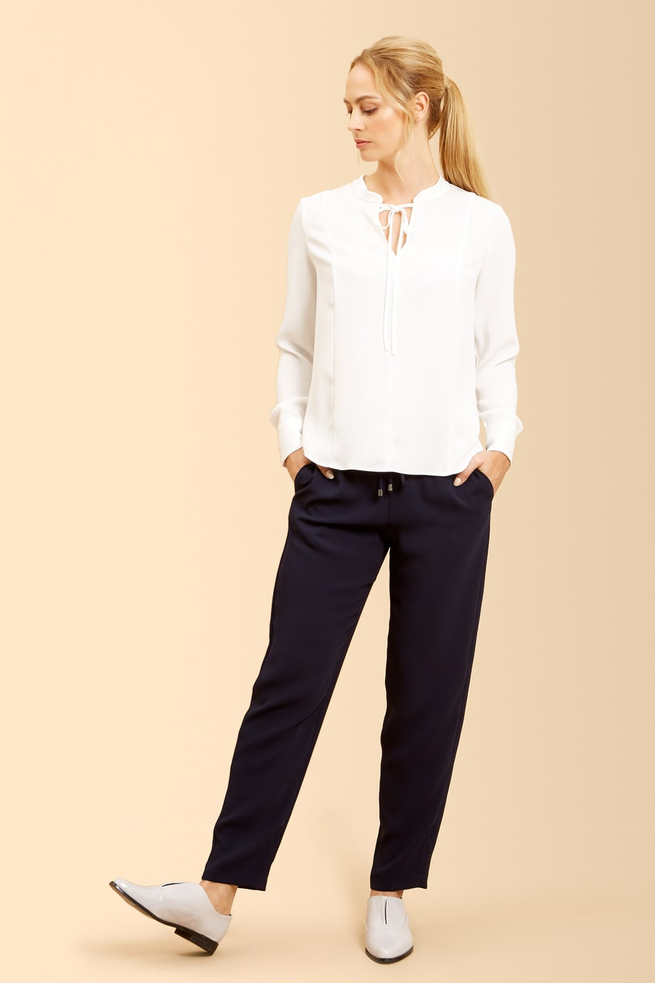Paris Trouser, Navy