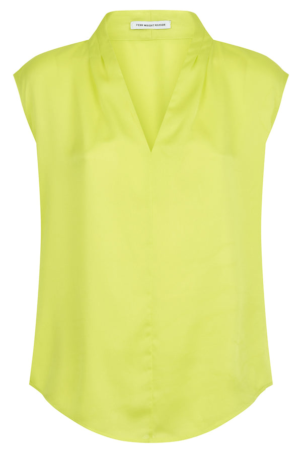Martha Top, Lime
