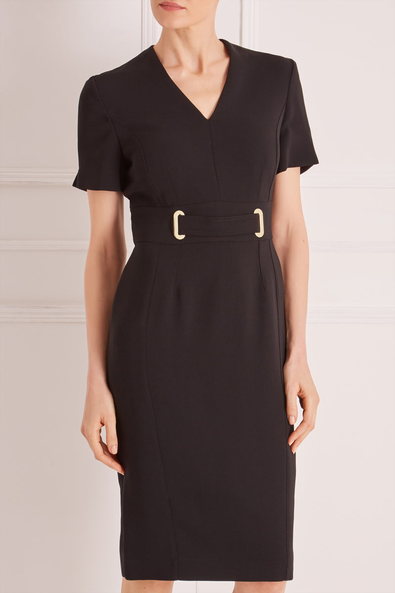 Amy Dress, Black