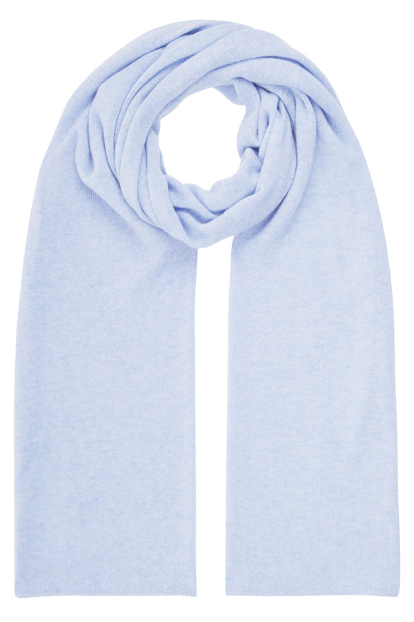 Quincy Scarf, Pale Blue